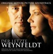 Cover-Bild zu Der Letzte Weynfeldt - Soundtrack CD von Alain Gsponer (Reg.)