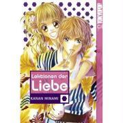 Cover-Bild zu Lektionen der Liebe von Minami, Kanan