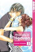 Cover-Bild zu Rhapsody in Heaven 03 von Minami, Kanan