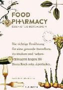 Cover-Bild zu Food Pharmacy von Nertby Aurell, Lina