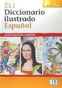 Cover-Bild zu ELI Diccionario ilustrado Español. Versión actualisada y ampliada con CD-ROM
