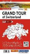 Grand Tour of Switzerland Touring Guide Deutsch von Baumgartner, Roland