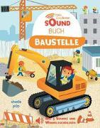 Cover-Bild zu Mein Entdecker-Soundbuch - Baustelle von Pop, Charlie (Illustr.)