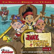 Cover-Bild zu Disney - Jake und die Nimmerland Piraten - Folge 4 (Audio Download) von Bingenheimer, Gabriele