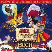 Cover-Bild zu Disney - Jake und die Nimmerland Piraten - Folge 14 (Audio Download) von Bingenheimer, Gabriele