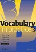 Cover-Bild zu Vocabulary in Practice 3. Pre-Intermediate. Workbook