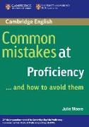 Cover-Bild zu Common Mistakes at Proficiency von Moore, Julie