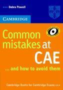 Cover-Bild zu Advanced: Common Mistakes at CAE von Powell, Debra