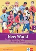 Cover-Bild zu New World 2. Activity Book