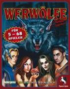 Cover-Bild zu Werwölfe von Alspach, Ted