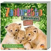 Cover-Bild zu Zooloretto Würfelspiel Trio. Erweiterung von Schacht, Michael