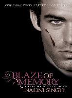 Cover-Bild zu Blaze of Memory (eBook) von Singh, Nalini