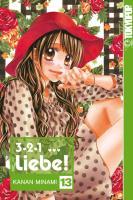 Cover-Bild zu 3, 2, 1 ... Liebe! 13 von Minami, Kanan