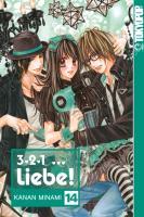 Cover-Bild zu 3, 2, 1 ... Liebe! 14 von Minami, Kanan