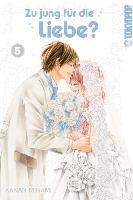 Cover-Bild zu Zu jung für die Liebe? 05 von Minami, Kanan