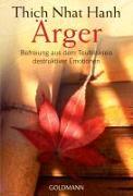 Cover-Bild zu Ärger von Thich Nhat Hanh