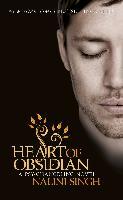 Cover-Bild zu Heart of Obsidian (eBook) von Singh, Nalini