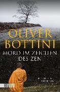 Cover-Bild zu Mord im Zeichen des Zen von Bottini, Oliver