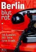 Cover-Bild zu Berlin blutrot (eBook) von Blaudez, Lena