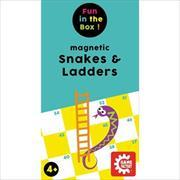 Cover-Bild zu Magnetic Snakes & Ladders