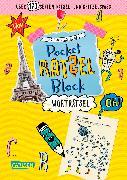 Cover-Bild zu Pocket-Rätsel-Block: Wort-Rätsel von Busch, Nikki