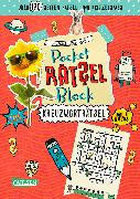 Cover-Bild zu Pocket-Rätsel-Block: Kreuzworträtsel von Busch, Nikki