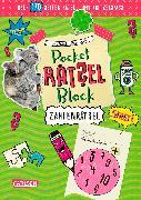 Cover-Bild zu Pocket-Rätsel-Block: Zahlen-Rätsel von Busch, Nikki