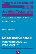Cover-Bild zu Lieder und Gebete II (eBook) von Assmann, Jan