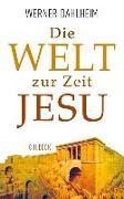 Cover-Bild zu Die Welt zur Zeit Jesu von Dahlheim, Werner