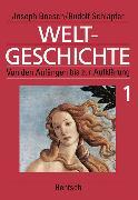 Cover-Bild zu Weltgeschichte Band 1 von Boesch, Joseph