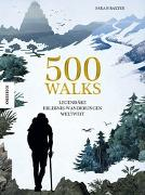Cover-Bild zu 500 Walks von Baxter, Sarah