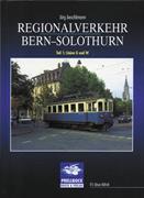 Cover-Bild zu Regionalverkehr Bern-Solothurn Teil 1 von Aeschlimann, Jürg