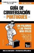 Cover-Bild zu Guía de Conversación Español-Portugués Y Mini Diccionario de 250 Palabras