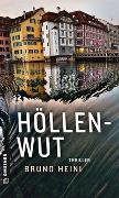 Cover-Bild zu Heini, Bruno: Höllenwut