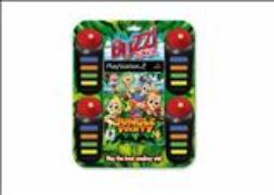 Cover-Bild zu Buzz Junior: Jungle Party mit Buzzer