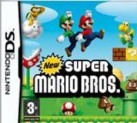 Cover-Bild zu New Super Mario Bros.