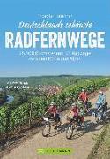 Cover-Bild zu Deutschlands schönste Radfernwege von Brönner, Thorsten