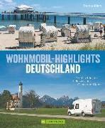Cover-Bild zu Wohnmobil-Highlights Deutschland von Kliem, Thomas