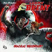 Cover-Bild zu LARRY BRENT 13: Draculas Höllenfahrt (Audio Download) von Shocker, Dan