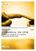 Cover-Bild zu Kindererziehung - aber richtig! (eBook) von Bilzer, Melanie