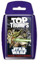 Cover-Bild zu Top Trumps Specials - Star Wars - Rise of the bounty hunters