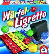 Cover-Bild zu Würfel-Ligretto