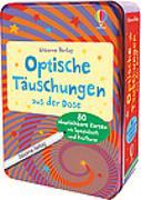 Cover-Bild zu Optische Täuschungen aus der Dose