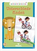 Cover-Bild zu Kunterbunter Rätselspaß Unterschiede finden von Dahmen, Melanie (Einbandgest.)