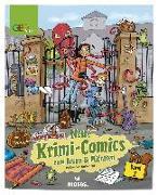 Cover-Bild zu Geolino Redaktion Wadenbeißer 02 - Neue Krimi-Comics von Rometsch, Ina