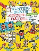 Cover-Bild zu Kunterbunte Kinderrätsel von Bradley, Jess