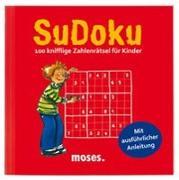 Cover-Bild zu SuDoku 100 knifflige Zahlenrätsel für Kinder von Saan, Anita van (Text von)