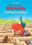 Cover-Bild zu Der kleine Drache Kokosnuss - Knifflige Ferienrätsel von Siegner, Ingo