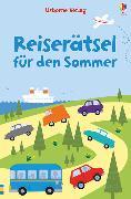 Cover-Bild zu Reiserätsel für den Sommer von Smith, Sam