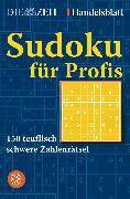 Cover-Bild zu Sudoku für Profis von DIE ZEIT (Hrsg.)
